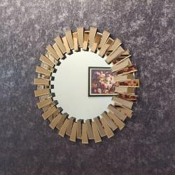 قاب آینه ای مدل تابان