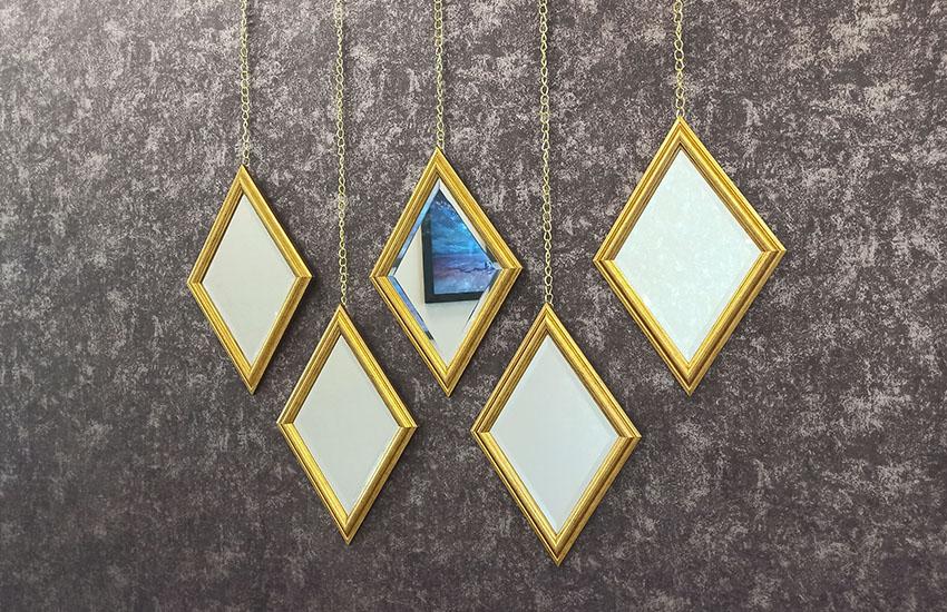 قاب های آینه ای