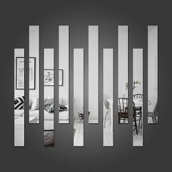 آینه دکوراتیو طرح پیانو