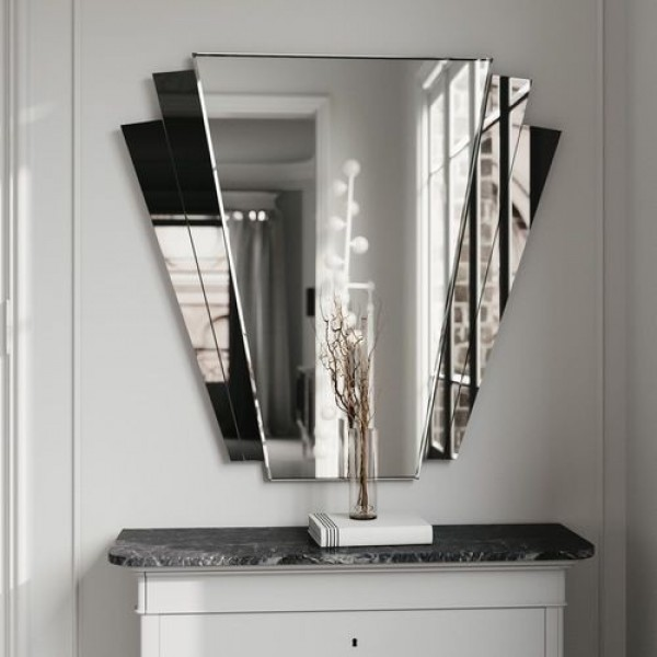 قاب آینه ای مدل شارلوت