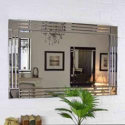 قاب آینه ای مدل کلاسیک
