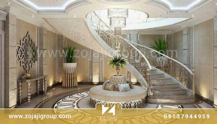 طراحی منزل مدرن