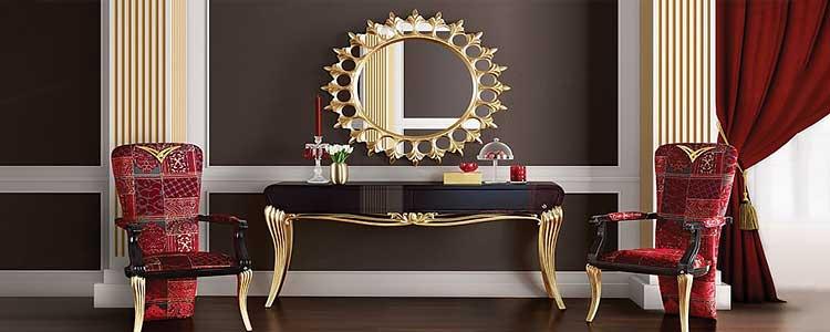 آینه کنسول |فروش جدیدترین آینه کنسول مدرن+لیست قیمت