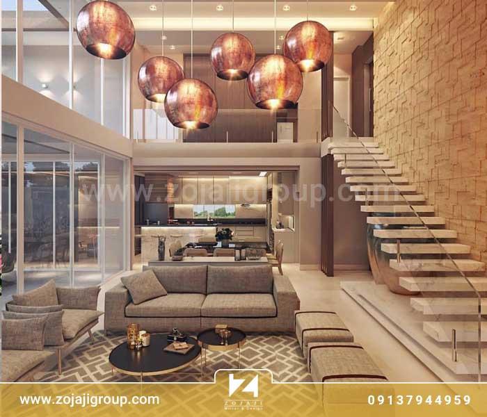 طراحی منزل شیک