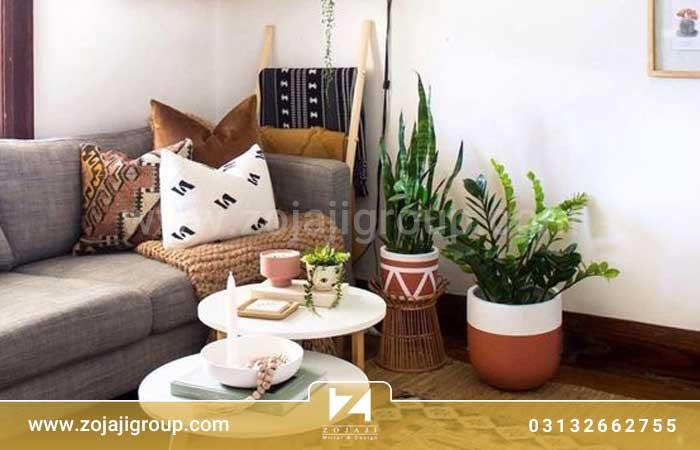 طراحی دکوراسیون منزل کوچک
