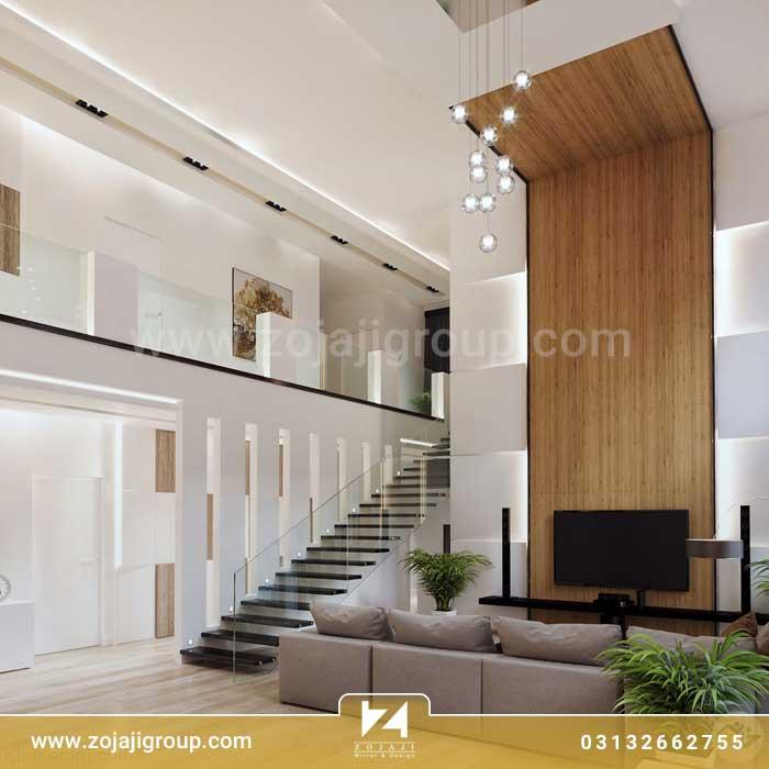 طراحی منزل شیک و مدرن 2021