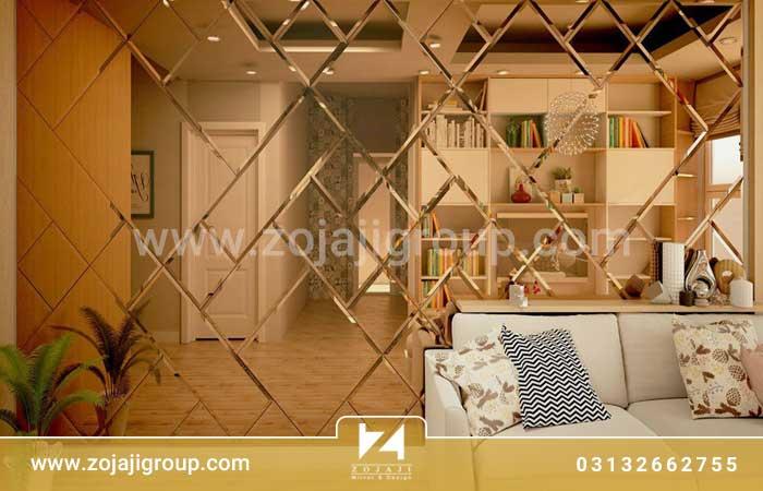 آینه دکوراتیو منزل