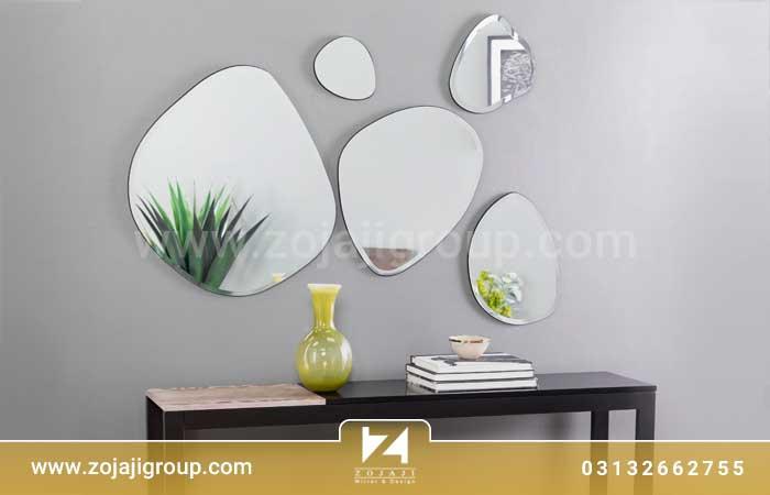 راه ترین روش تمیز کردن آینه دکوراتیو