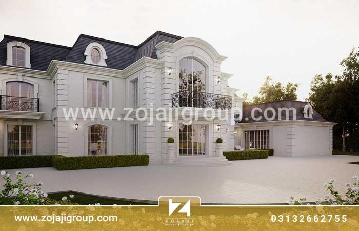 طراحی منزل زجاجی
