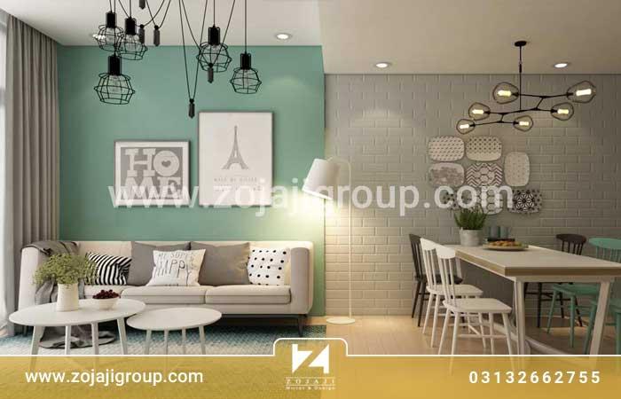 طراحی منزل