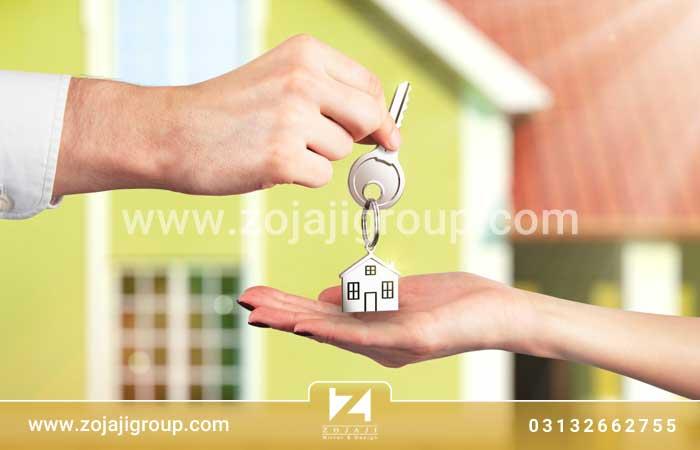 هزینه طراحی منزل